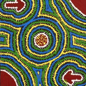 Yarla Jukurrpa (Bush Potato Dreaming) - Cockatoo Creek