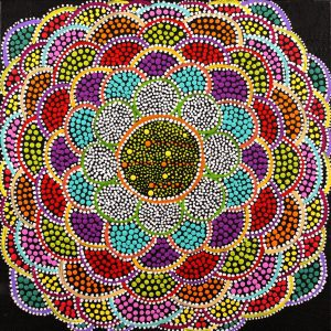 ngurlu Jukurrpa (Native Seed Dreaming)