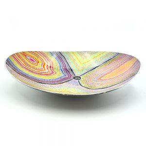 Bowl Boat Shape 35 x 25.5 x 7.5cm-LWA624
