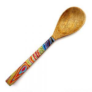 Serving Spoon - Wood-LWA624