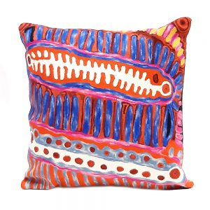 Cushion Cover Wool 20in (51cm)-MNM600