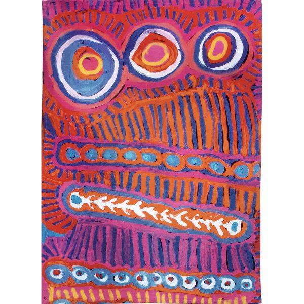 Cotton Tea Towel - Digital Print-MNM600