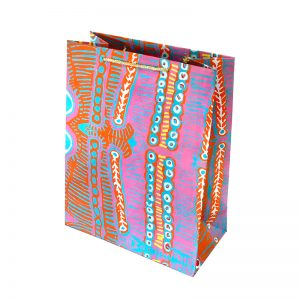Hand Made Paper Gift Bag Large-MNM600