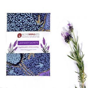 Lavender Sachet 10g x2-PNA648
