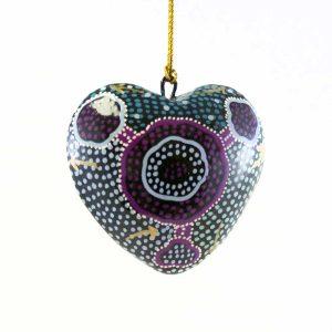 Decorative Heart 7.5 cm -PNA648