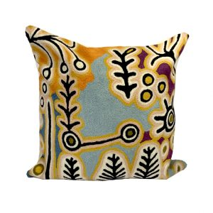 Cushion Cover Wool 16in (40cm)-PSB604
