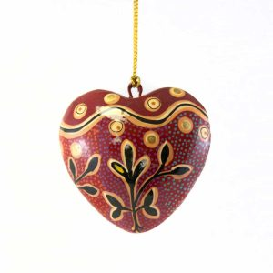 Decorative Heart 7.5 cm -PST604