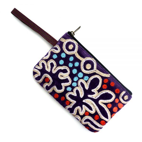 Tiny Cosmetic Bag Velvet-PST604