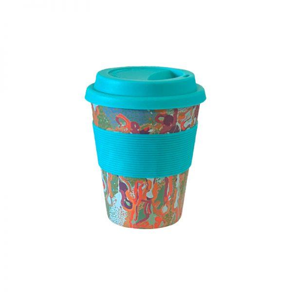 Bamboo Eco Mug-SJN615