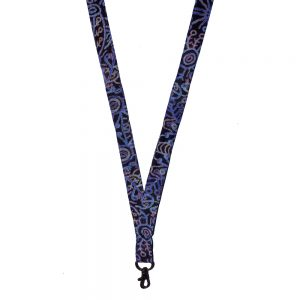 Lanyard - Biodegradable Cotton-THU607