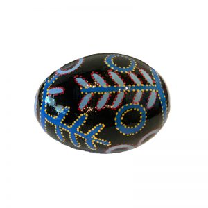 Egg Lacquerware Ornamental -THU607