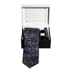Tie Set - Digital Print-THU607