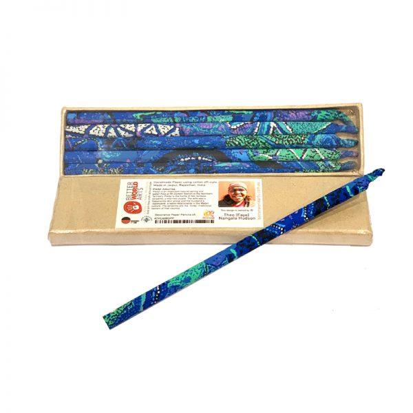 Decorative Paper 5 Pencils-THU608