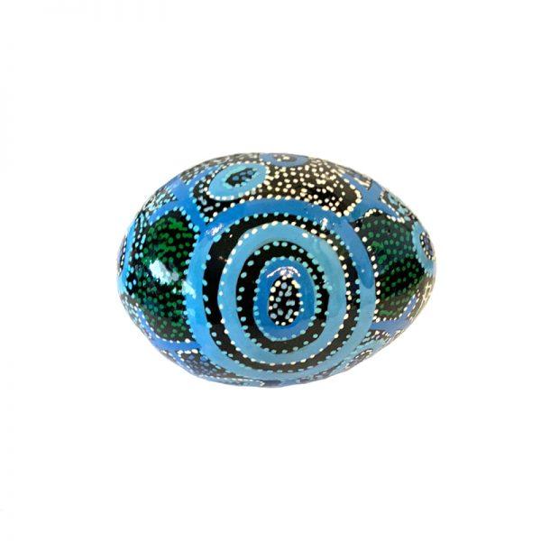 Egg Lacquerware Ornamental -THU608