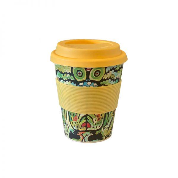 Bamboo Eco Mug-CVA901