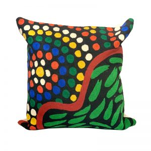 Cushion Cover Wool 16in (40cm)-DDA799