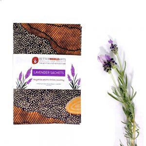 Lavender Sachet 10g x2-DYM922