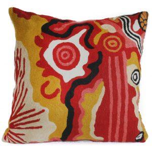 Cushion Cover Wool 20in (51cm)-DYM931
