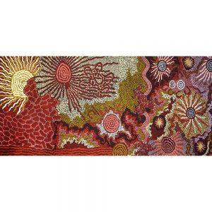 Digital Print Canvas Panel -DYM931