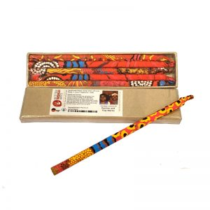 Decorative Paper 5 Pencils-DYM975