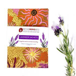 Lavender Sachet 10g x2-DYM975