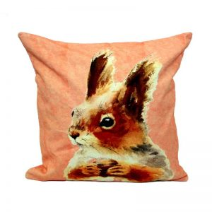 "Canvas Cushion Cover Digital 16""-ECOSQU"