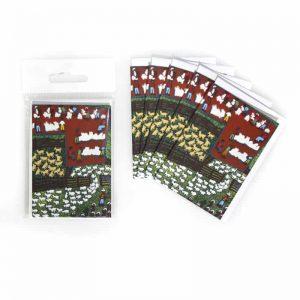 Small Gift Card Pack -5pcs-IAD738