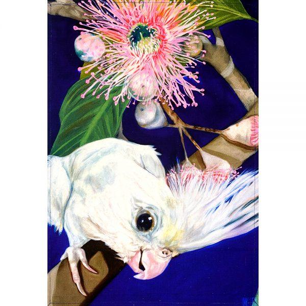 Cotton Tea Towel - Digital Print - 62.5cm x 42.5cm-LAN040