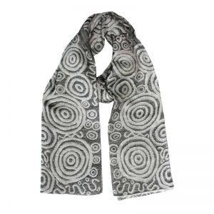 Wool Stole Handloom 200x70cm-NPA937