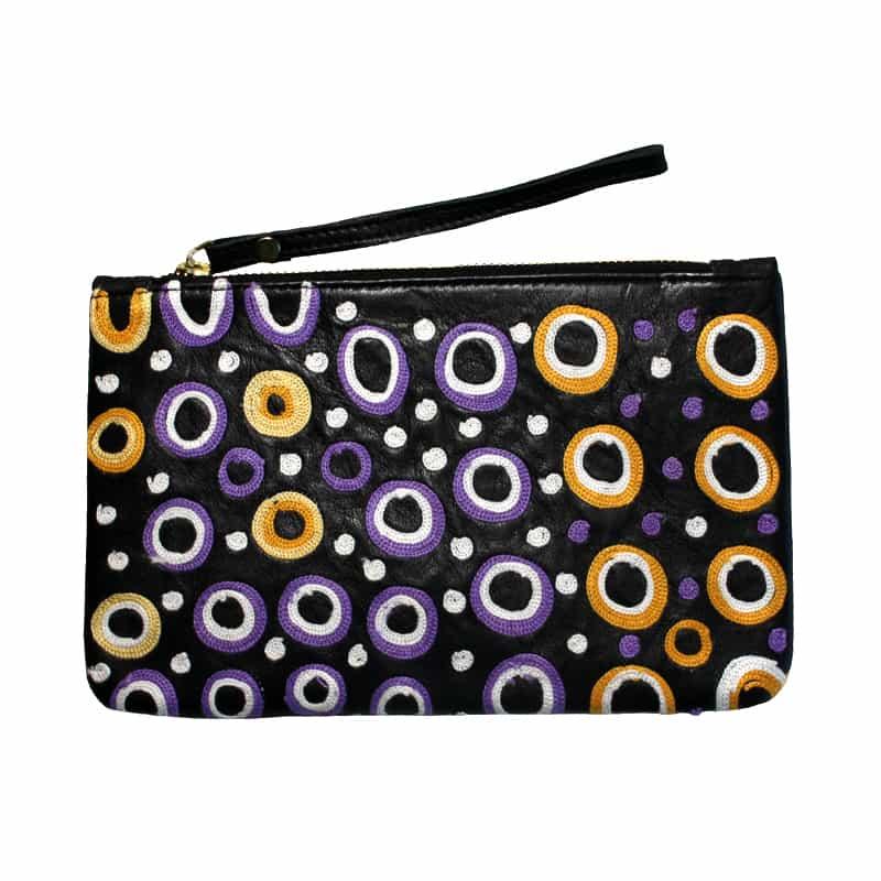 Clutch Bag with Wrist Strap-RSA717 – Better World Arts aa3bed680b83e