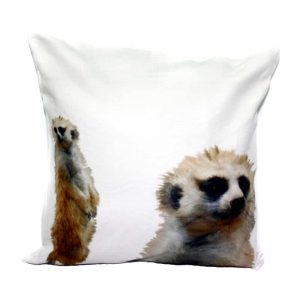 "Canvas Cushion Cover Digital 16""-ECOMKA"