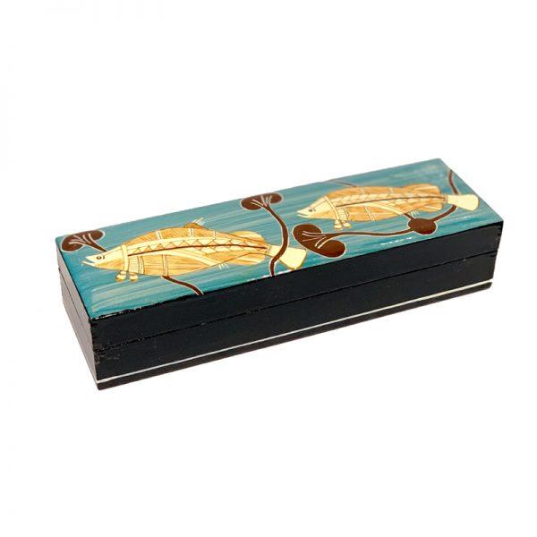 Pencil Box 4x6x20cm-INA202