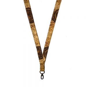 Lanyard - Biodegradable Cotton-CBU293