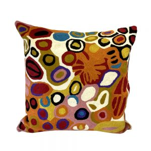 Cushion Cover Wool 16in (40cm)-ABR845