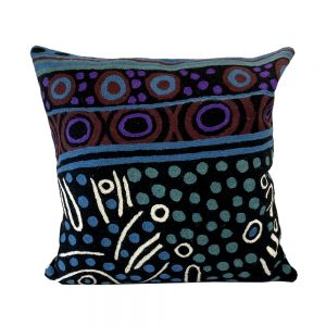 Cushion Cover Wool 16in (40cm)-JWO813