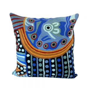 Cushion Cover Wool 16in (40cm)-JWO826