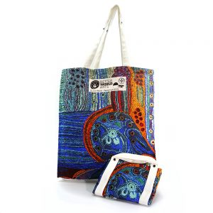 Digital Foldable Cotton Bag-JWO826