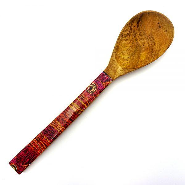 Serving Spoon - Wood-JWO839