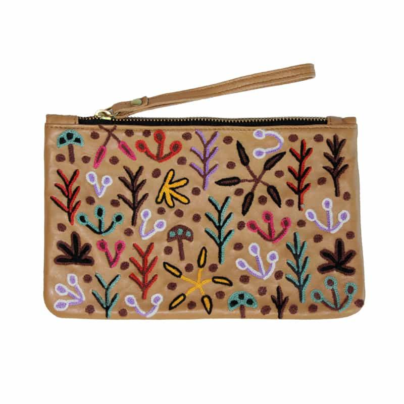 Clutch Bag with Wrist Strap-BMO419 – Better World Arts 584c9caedd59d