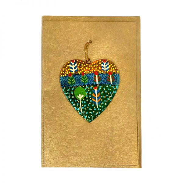 Heart Card-ROR414