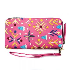 Women's Embroid Purse Large-ROR417