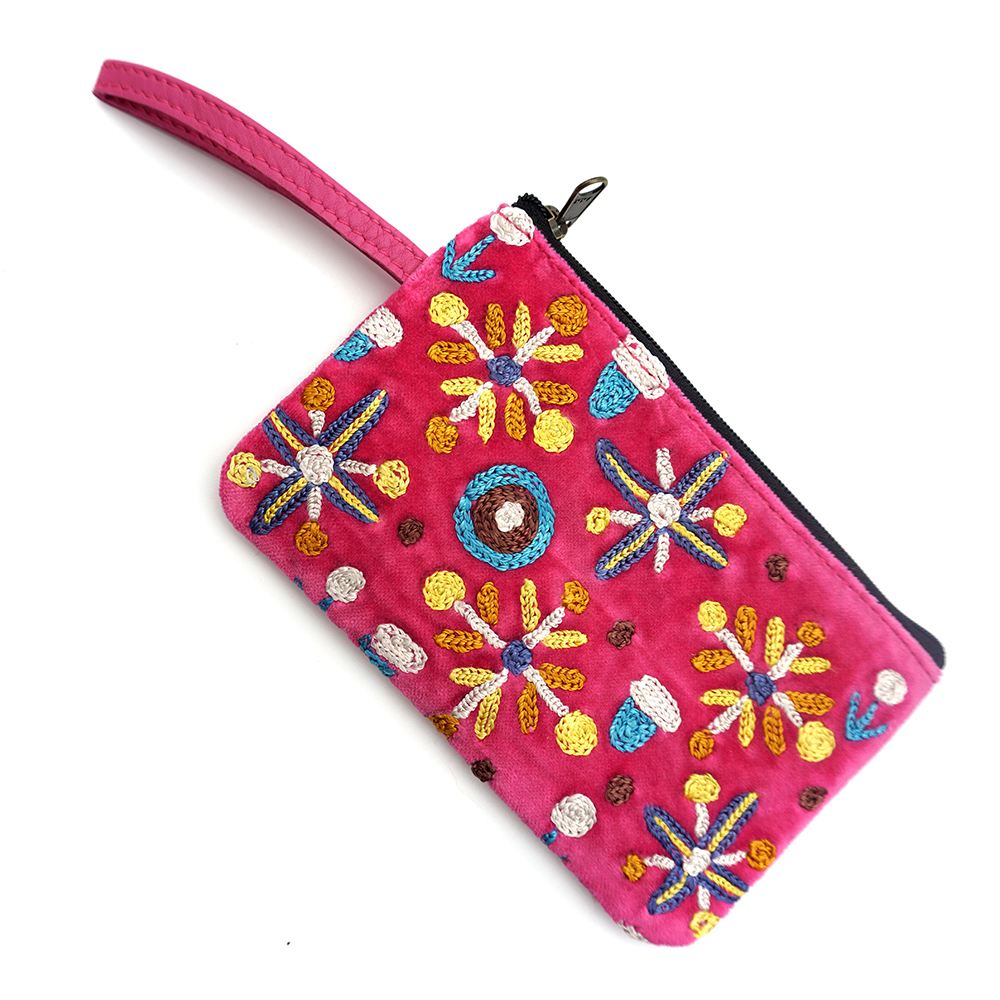 Tiny Cosmetic Bag Velvet-ROR417
