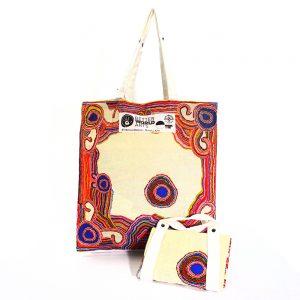 Digital Foldable Cotton Bag-MWA275