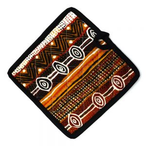 Cotton Pot Holder Dig-JPA145