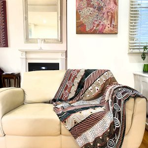 Cotton Throw - 125x150cm -JPA145