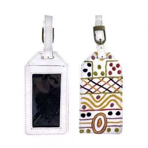 Luggage Tag Embroidered-JPA145