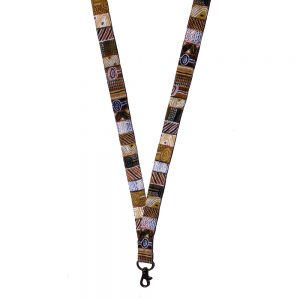 Lanyard - Biodegradable Cotton-JPA145