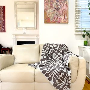 Cotton Throw - 125x150cm -MNB339