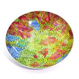 Salad Bowl Large 30x30x8.25cm-PMU329