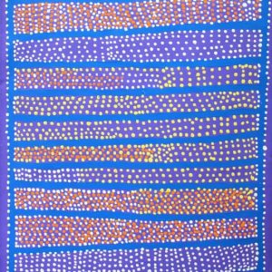 Shorty Ngapa Jukurrpa (Water Dreaming)